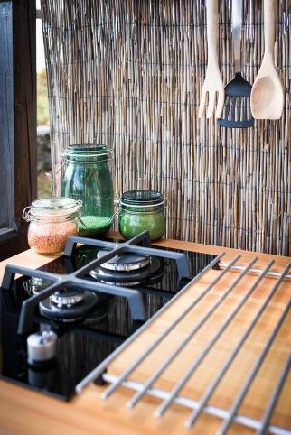Letní kuchyně - vařič